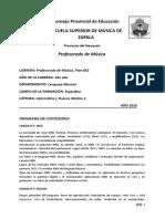 Programa Info 2 G. Velazquez 2018