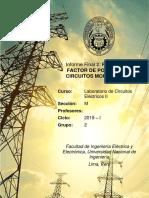 Informe Final Lab II E2