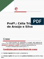 Português PPT - Crase II