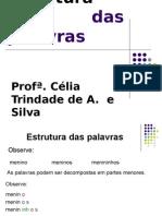 Português PPT - Estrutura das Palavras II