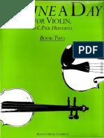 A tune a Day Violino 2.pdf