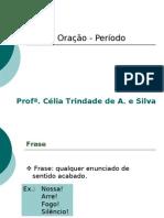 Português PPT - Frase - Oração - Período