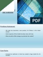 Project_3M India Filtrete Launch