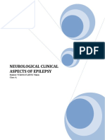 Neurological Clinical Aspects of Epilepsy