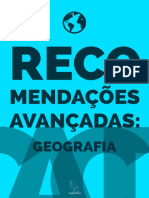 Recomendações Avançadas Terceira Fase - Geografia.pdf