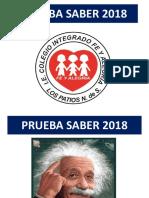 Prueba Saber 11 ICFES Interactivo.