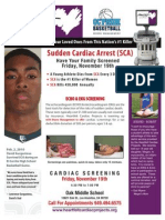 Moore Management Cardiac Screening -- Nov. 19th