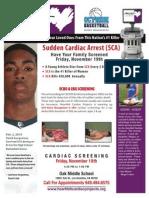 Moore Management Cardiac Screening -- Nov. 19th