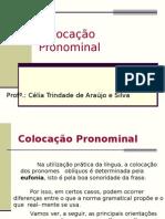 Português PPT - Oração Pronominal I