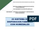 23. Disposicion de Aguas Residuales - Humedal - Multifamiliar - Final