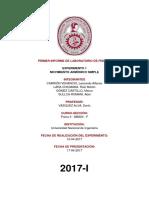 Primer Informe de Laboratorio de Física II (1)