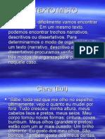 Português PPT - Redação - Texto Misto
