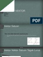 Analisi Vektor