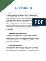 DEFINICIONES Recibo y Despacho (1)