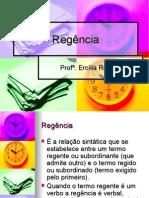 Português PPT - Regência I