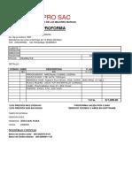 cotizacion amd ryzen 3 2200g
