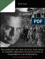 Enst Aust; Recopilación de citas de Ernst Aust, 2015.pdf