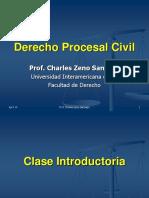 Primera Clase 2011
