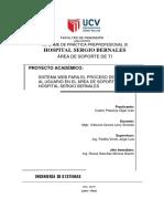 Informe Praticas Preprofesionales 1