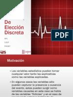 6ta Sesión Modelos De Elección Discreta.pdf