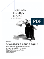 Apostila Harmonia Sérgio Freitas