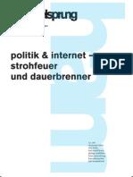 Hammelsprung Politk&Internet Ausgabe 1