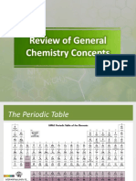 2-Review of General Chemistry Concepts
