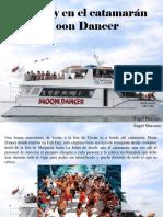Ángel Marcano - Full Day en El Catamarán MoonDancer