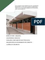 ALBAÑILERIAS ARMADAS Sistema Constructivo