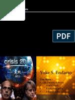 Secangkir Kopi Crisis 2013