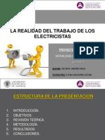 PRESENTACIÓN ELECTRICISTAS