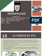 Antropología (Trabajo Nº3) - Tv