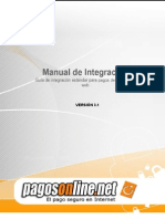 Pagosonline.net - Manual de Integracin Tradicional 3