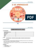 UNIDAD DE APRENDIZAJE - JULIO-  1° - 2015.docx