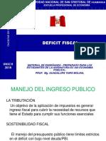Defficit Fiscal (1)