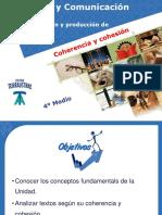 PPT Unidad 1 Coherencia y Cohesión