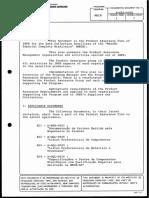 Método Cálculo Confiabilidade (a-GQL-0006)