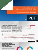 CEIS Consultora-Encuesta Economia y Comportamiento Electoral-Abril 2019