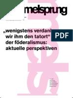 Hammelsprung Föderalismus Ausgabe 2