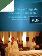 Entrega II Plan Diocesano