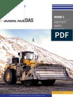 Catálogo Tractor Sobre Ruedas WD900 3