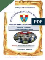 Plan Del Festival de La Lectura 2019