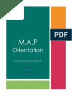 Map Directors Orientation