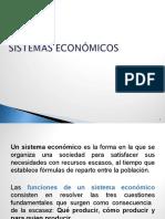 2.2. Sistemas Económicos Capitalista, Socialista y Mixta (1)