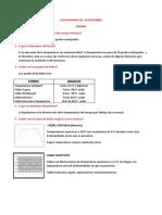 Cuestionario de Plataforma