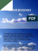 modernismo.ppt