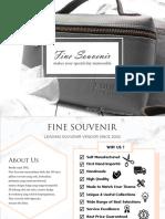 Info Produk Finesouvenir Mar 2019 - Fitri