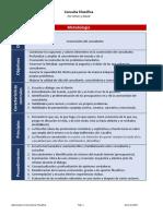 Metodología Consultoría Filosófica - Omer y David