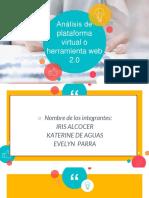 Analisis de Plataformas