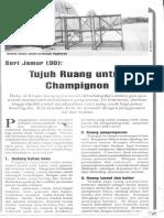 7 Ruang Champignon